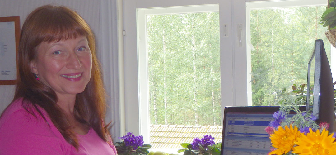 Merja Kokkonen taloushallinnon ammattilainen